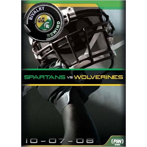 Rivalry Rewind: Wolverines Vs Spartans