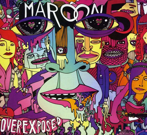 Maroon 5 - Overexposed [Deluxe Clean]
