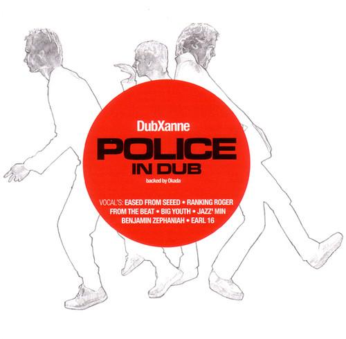 Police in Dub