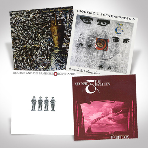 Siouxsie And The Banshees Lp Bundle