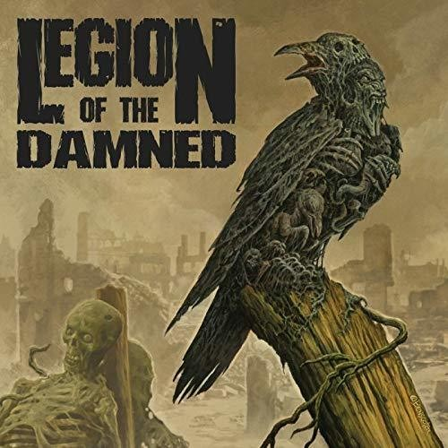 Legion Of The Damned - Ravenous Plague [Import LP]