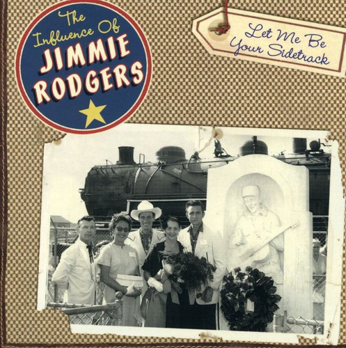 Let Me Be Your Side Track-Infuluence of Jimmy Rodg