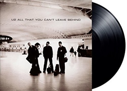 U2 - All That You Can't Leave Behind [LP]