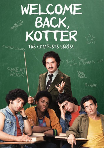 Welcome Back Kotter: The Complete Series