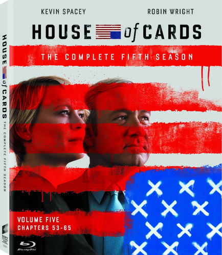 House of Cards: The Complete Fifth Season