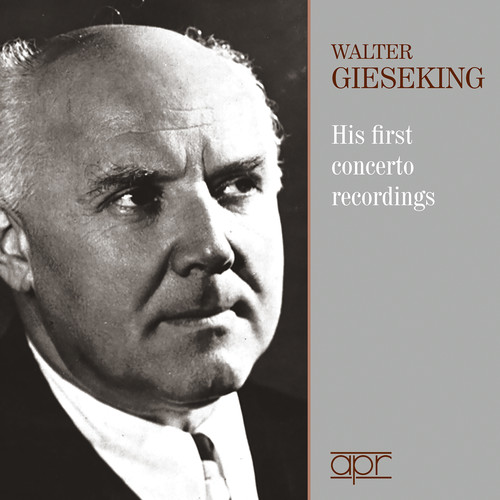 His First Concerto Recordings