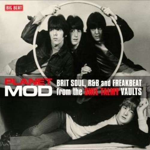 Planet Mod: Brit Soul R&B & Freakbeat From The Shel Talmy Vaults / Various [Import]