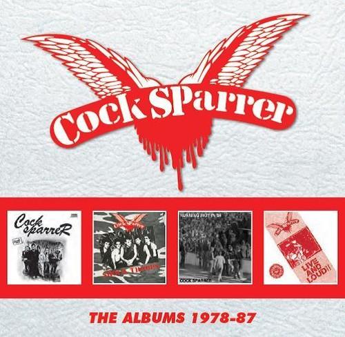 Cock Sparrer - Albums 1978-1987