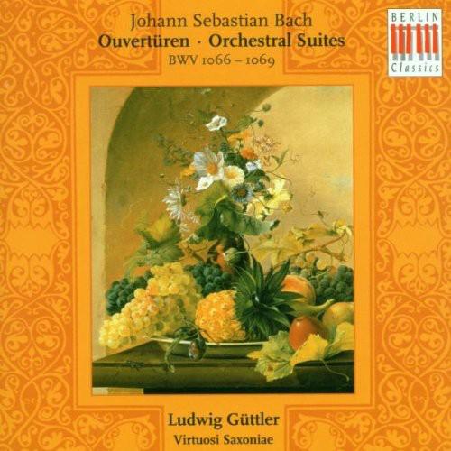Orchestral Suites, BWV 1066-1069