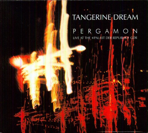 Tangerine Dream - Pergamon [Import]