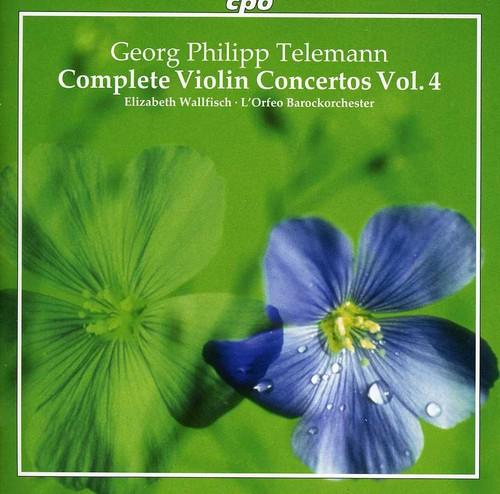 Complete Violin Concertos 4