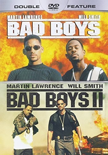 Bad Boys [Movie] - Bad Boys (1995) / Bad Boys II