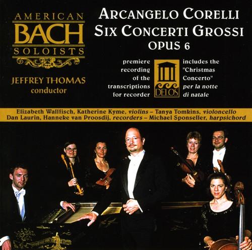 Six Concerti Grossi Opus 6