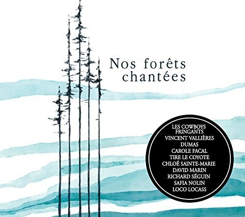 Nos Forets Chantees [Import]