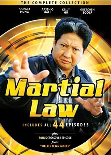 Martial Law: Complete Collection