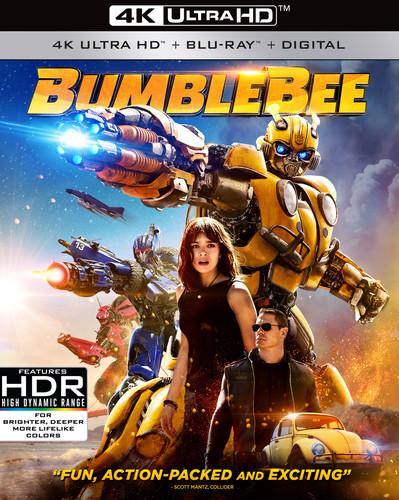 Bumblebee [4K Ultra HD Blu-ray/Blu-ray]
