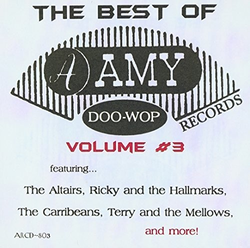 Best of Amy Doo Wop V3 23 Cuts /  Various