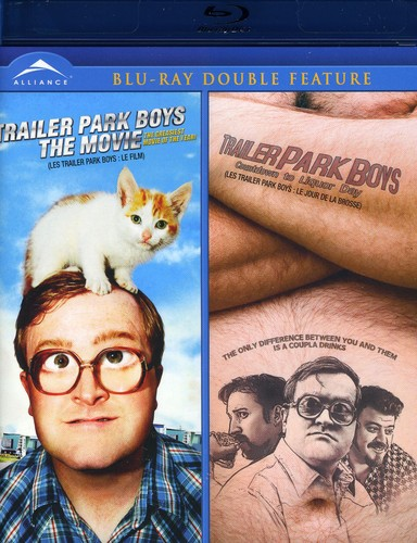 Trailer Park Boys 1 & 2 [Import]