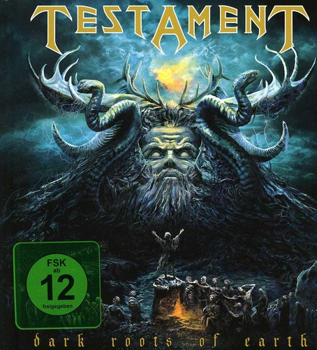 Testament - Dark Roots Of Earth [Import]