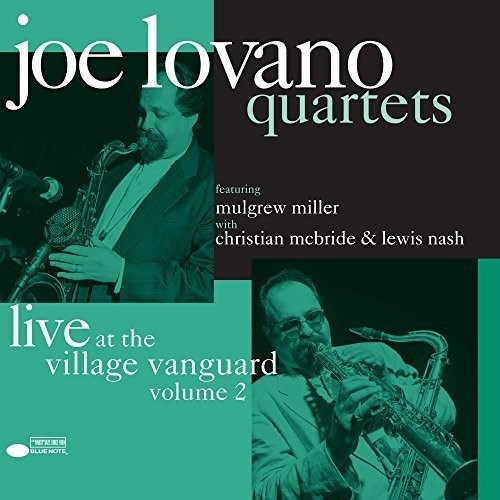 Quartets: Live At The Village Vanguard Vol. 2