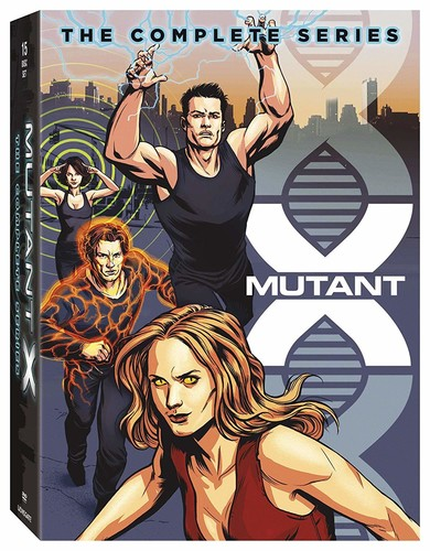 Mutant X: The Complete Series