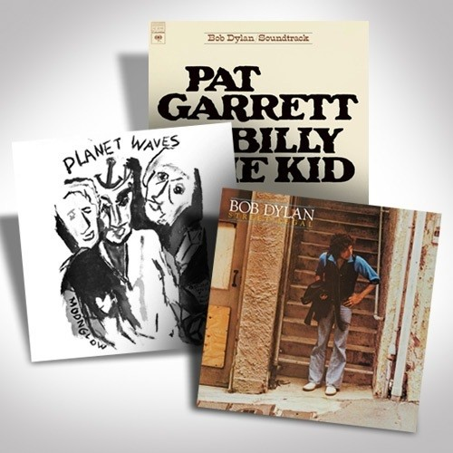 Bob Dylan Vinyl Bundle