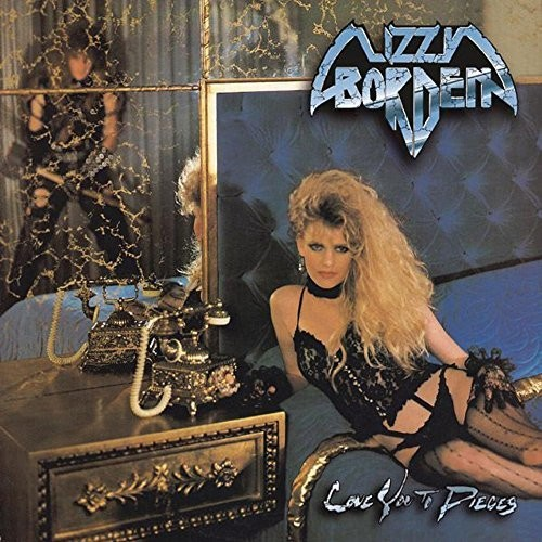 Lizzy Borden - Love You To Pieces [Import LP]