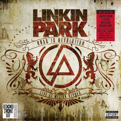 Linkin Park - Road To Revolution: Live At Milton Keynes (W/Dvd)