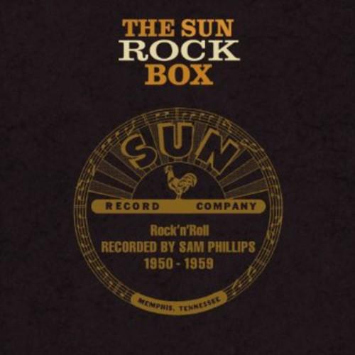 Sun Rock Box 1954-59 /  Various
