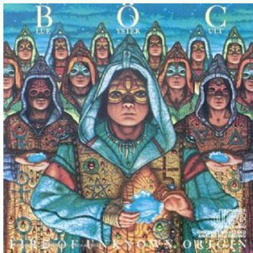 Blue Oyster Cult - Fire Of Unknown Origin (Ger)