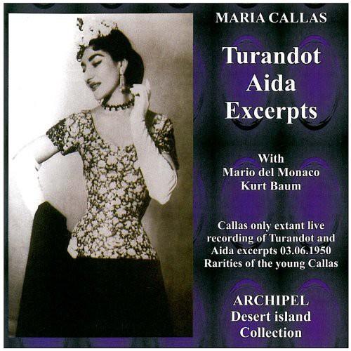Turandot & Aida Szenen Sudamer