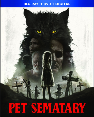 Pet Sematary [Movie] - Pet Sematary [2019]
