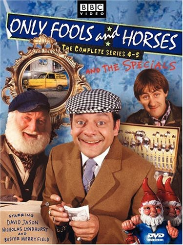 Only Fools and Horses: The Complete Series 4-5 and the Specials
