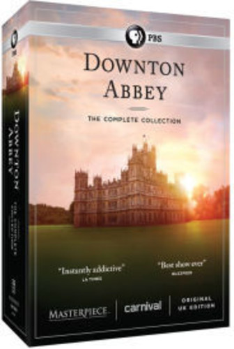 Downton Abbey: The Complete Collection (Masterpiece)