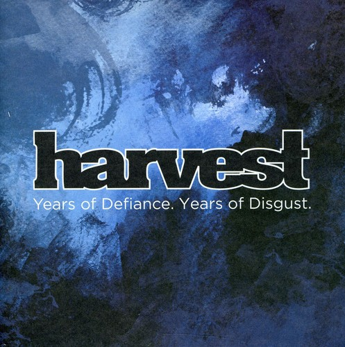 Years Of Defiance. Years Of Disgust.