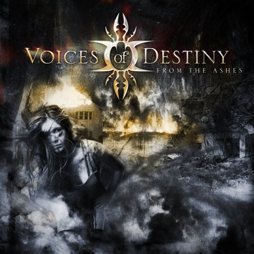 Voices Of Destiny - From The Ashes [Import]
