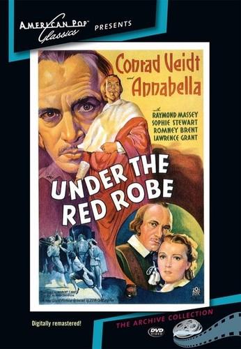Under Red Robe