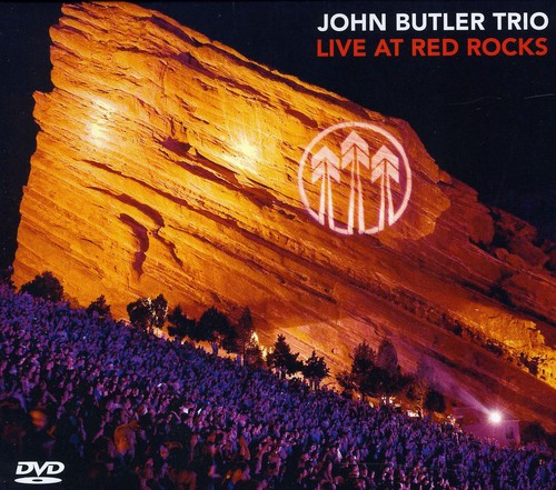 The John Butler Trio - Live At Red Rocks