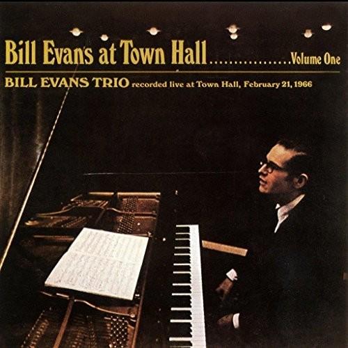 Bill Evans At Town Hall, Vol 1