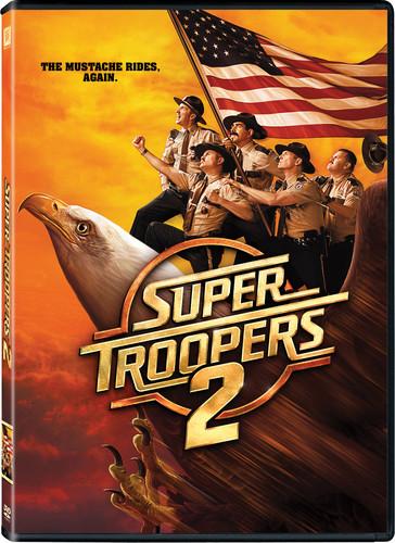 Super Troopers [Movie] - Super Troopers 2