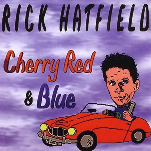 Cherry Red & Blue