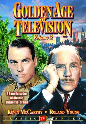 Golden Age of TV 2: Mr Mummery's Secret /  Away