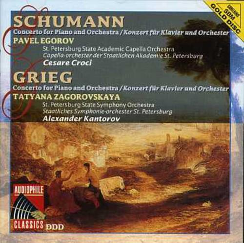 Schumann: Pno Cto /  Grieg: Pno Cto