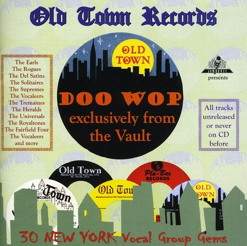 Old Town Records Doo Wop - Exclusive