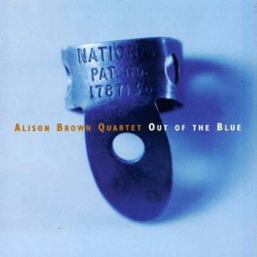Alison Brown - Out Of The Blue