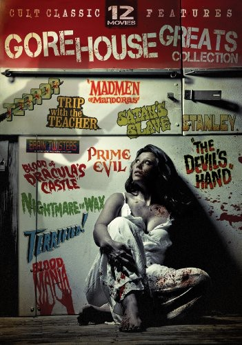 The Gorehouse Greats Collection