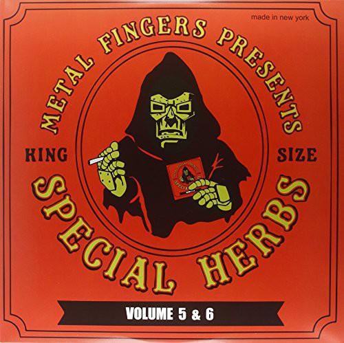 Mf Doom - Special Herbs 5 & 6