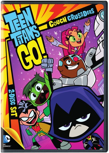 Teen Titans Go!: Couch Crusaders Season 1 - Part 2