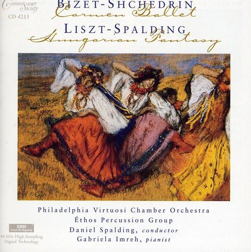 Bizet/ Shchedrin/ Liszt : Carmen-Ballet for Strings & Percussion