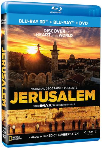 Jerusalem (Combo Pack) - Jerusalem